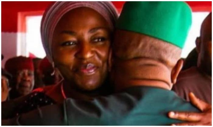 Nkem, I got your back, Ebere Ihedioha tells husband