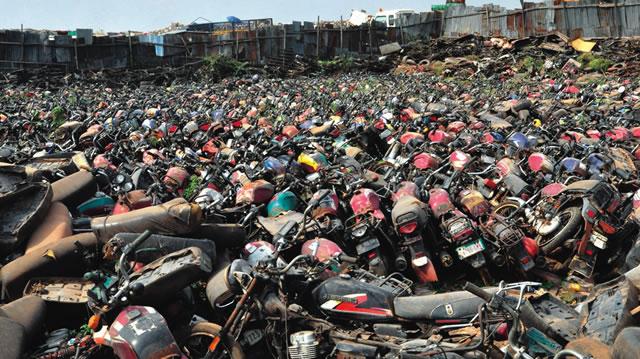 BREAKING: Lagos bans Okadas, tricyles, including Opay, Gokada