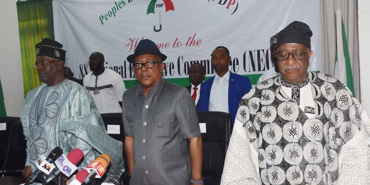 PDP NEC okays bid for review of Supreme Court verdict on Imo