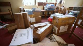 INEC promotes 3,295 staff
