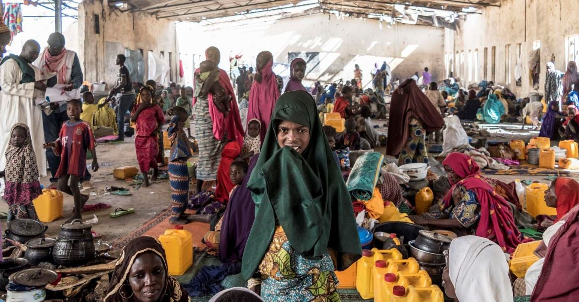 1.2 million Nigerians out of reach of humanitarian aids