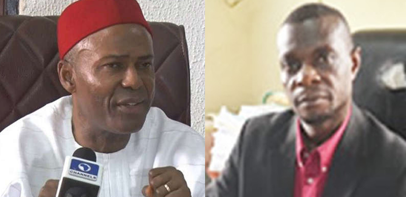 PhD scandal: Drama as FG asks FIIRO workers to suspend protest