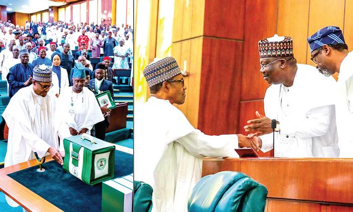 BREAKING: Buhari suspends inauguration of NDDC board confirmed by Senate