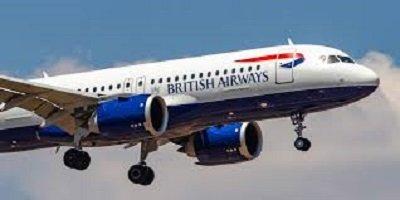 JUST IN: 321 British Airways passenger stranded in Abuja