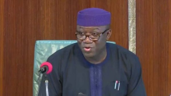 BREAKING: Ekiti Assembly passes Amotekun bill