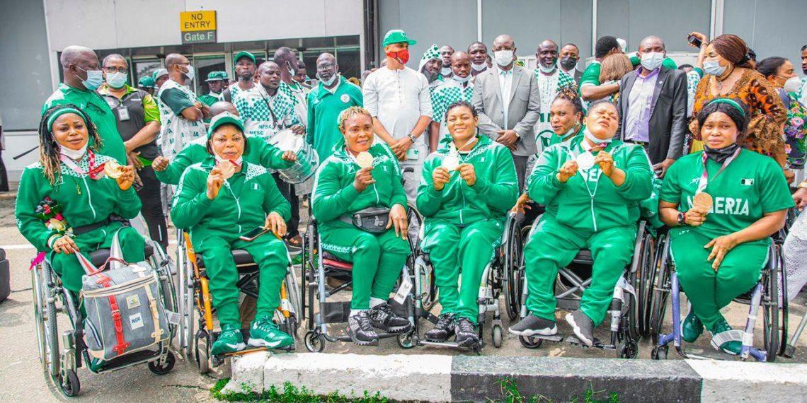 2020 Paralympics: Nigeria finish Africa's 4th best